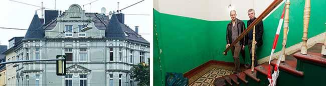 J. E. Schmitt GbR saniert ein Problemhaus in der Nordstadt