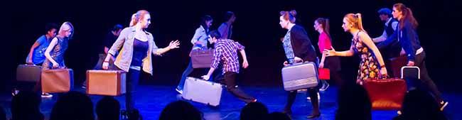 Neues Tanztheaterprojekt für Jugendliche zum Thema Glück sucht Teilnehmerinnen und Teilnehmer