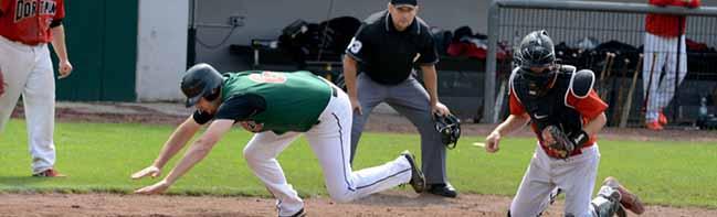 Saisonauftakt bei den Wanderers Dortmund: Am 22. April trifft im Hoeschpark Wintersport auf Baseball