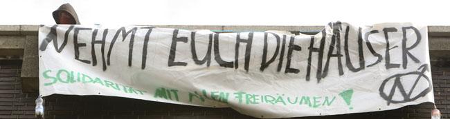 Nach Kirchen-Besetzung: Grüne möchten Leerstand in der Bezirksvertretung der Nordstadt thematisieren