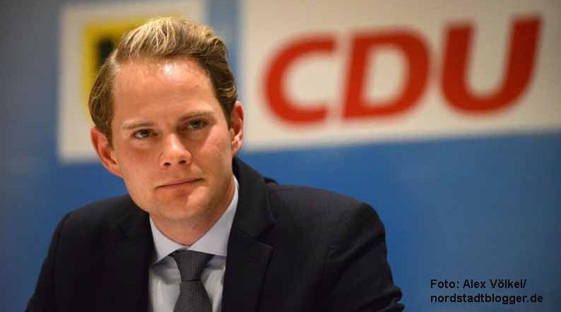 Steffen Kanitz ist der Kreisvorsitzende der Dortmunder CDU.