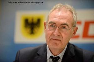 Ulrich Monegel ist der Fraktionsvorsitzende der Dortmunder CDU.