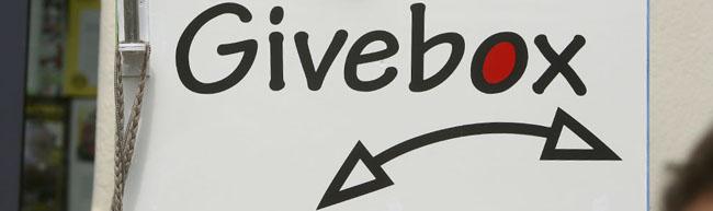 Geben und Nehmen in der Nordstadt: Mobile Givebox ist am Borsigplatz eingeweiht worden