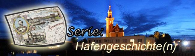 Serie Hafengeschichte(n): Fackeltour in die Historie – Besucher erkunden Dortmunds Hafen bei Nacht