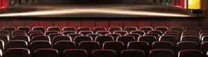 Auf der Bühne des Roxy-Kinos findet das Finale des Bandwettbewerbs statt. Foto: Veranstalter