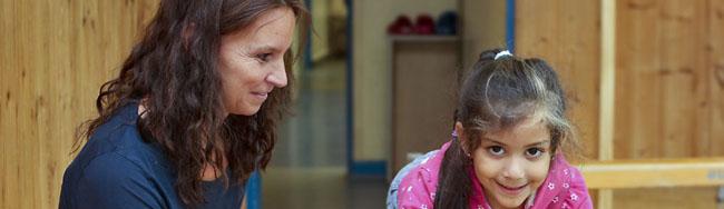 Gerechte Bildungschancen für alle Kinder: plusKITA-Förderung im Familienzentrum Leopoldstraße angelaufen