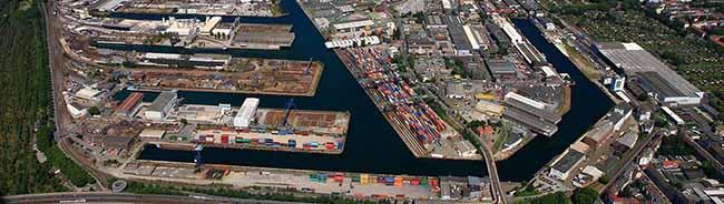 Gute Nachricht für den Hafen in Dortmund: Schleuse bekommt endlich neue Tore und damit auch Ersatz für den Notfall