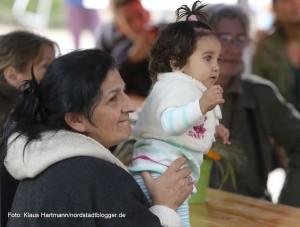 Musik. Kultur. Picknick. Auf dem Nordmarkt 2014, Auftaktveranstaltung