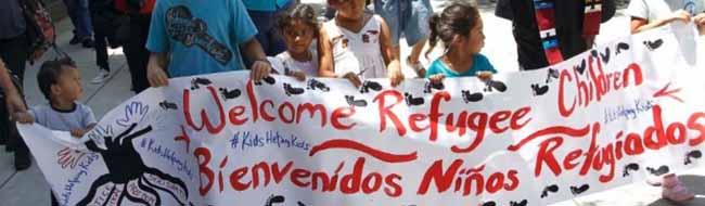 Kana thematisiert das Schicksal der Flüchtlinge an der Grenze zwischen den USA und Mexiko