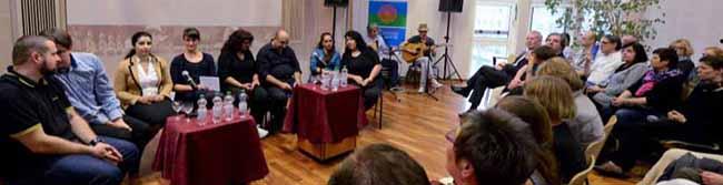 """""""Djelem Djelem"""": Ein Roma-Kulturfestival im Zeichen der Menschenrechte und Menschenwürde"""