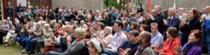 Gedenkveranstaltung zum Antikriegstag in der Steinwache