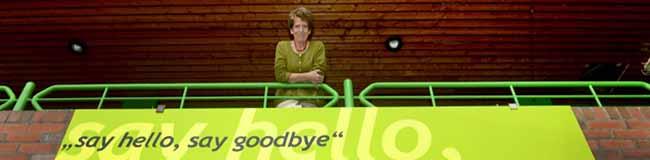 """Das Ende einer Ära: Nach 35 Jahren verabschiedet sich Helga Kranz von """"ihrem"""" Dietrich-Keuning-Haus"""