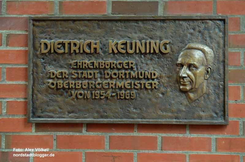 Im Dietrich-Keuning-Haus laufen die letzten Aufräum- und Sanierungsarbeiten.