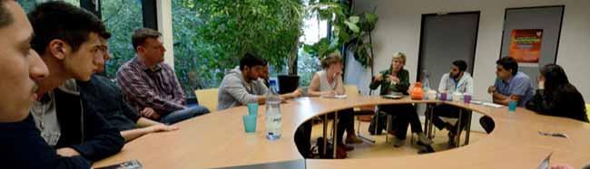 Der deutsch-türkische Schriftsteller Selim Özdogan ist am Dienstag zu Gast im Jugendforum Nordstadt