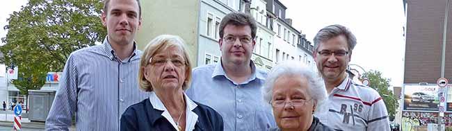 Nordstadt-CDU verabschiedet Rosemarie Liedschulte