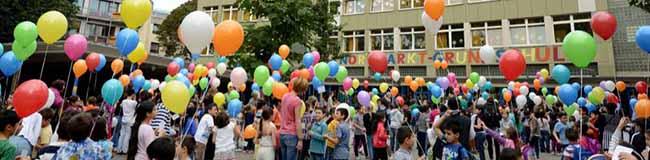 """Kinderwünsche zum ersten """"Roma-Kulturfestival"""" in der Nordstadt: Frieden, Glück und einfach ein Zuhause"""