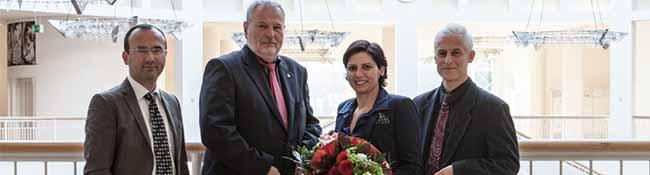 Aysun Tekin ist neue Vorsitzende des Integrationsrates