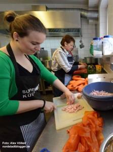 Auch die Suppenküche des Wichernhauses wird von spendobel gefördert. Foto: Alex Völkel