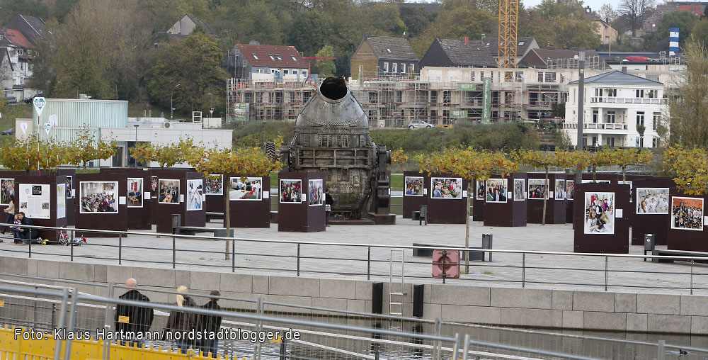 Ausstellung: Wir: Echt Nordstadt, eröffnet am Sonntag am Phoenixseee