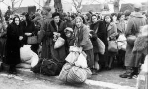 Im griechischen Ioannina werden die von Juden deportiert. Foto: Wetzel/Bundesarchiv