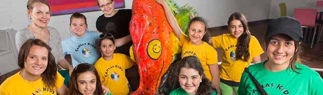 Carlas Kids aus der Nordstadt: Im offenen Gesangsprojekt texten die Kinder ihre Lieder selbst