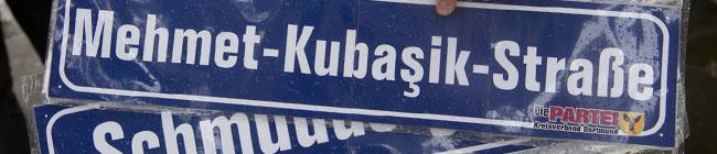 """""""Wir haben Humor, aber wir sind keine Spaßpartei"""": Partei """"Die Partei"""" schenkt Dortmund neue Straßennamen"""