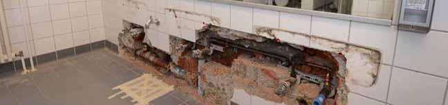 Kita-Sanierung nach Wasserschaden kostet 55.000 Euro