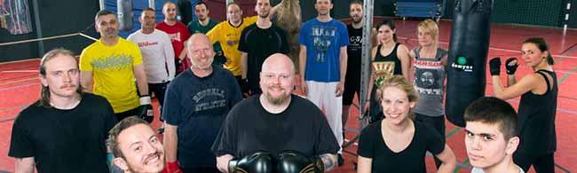 Dortmunder Faustkämpfer 1927 e.V.:  Bei diesen Boxern geht es nur um den Sport – und niemals um Gewalt
