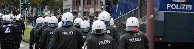 Verwaltungsgericht kippt Polizei-Entscheidung – Hooligan-Aufmarsch durch östliche und südliche Innenstadt möglich