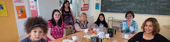 Nordstadt: Das Internationale Frauensprachcaféder AWO vermittelt soziale Kontakte und hilft bei der Integration