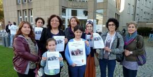 Der Migrantinnenverein Dortmund organisiert eine Informations- und Hilfsaktion für die Menschen in der umkämpften Kurden-Stadt Kobane.