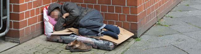 KANA veranstaltet in Dortmund eine Mahnwache zu Obdachlosigkeit: Vertreibung ist keine Lösung