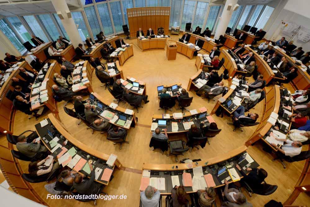 Ratssitzung Dortmund Oktober 2014