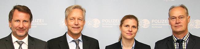 """Staatsschutz: Sondereinheit """"Kein Raum für Rechtsextreme"""" der Dortmunder Polizei bekommt eine Chefin"""