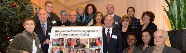 Ausstellung und Web-Doku: Ehrenamtlicher Einsatz für Völkerverständigung, Humanität und Toleranz in Dortmund
