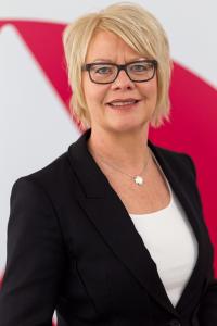 Astrid Neese. Chefin der Dortmunder Arbeitsagentur