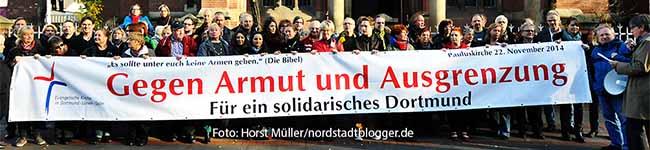 """Engagement gegen Armut steht im Mittelpunkt des nächsten """"Bürgerforums Nord trifft Süd – Dortmund Querbeet"""""""