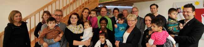 Nordstadt: Erste Kinderstube im Schleswiger Viertel eröffnet