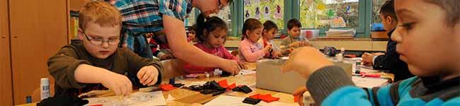 Nordstadt: Spiel- und Lernstube an der Nordmarkt-Grundschule macht Zuwandererkinder fit für den Schulalltag