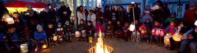 """""""Licht in Sicht!"""": Kinder spenden Obdachlosen Hoffnung – Familienzentrum Roland plant besondere Aktion zu St. Martin"""