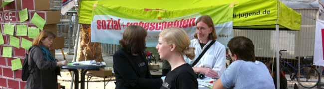 """Aktion von ver.di zu Tarifverträgen bei kirchlichen Arbeitgebern: """"Kann denn Gewerkschaft Sünde sein? """""""