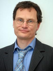 Frank Neukirchen Füsers, Geschäftsführer des Jobcenter Dortmund
