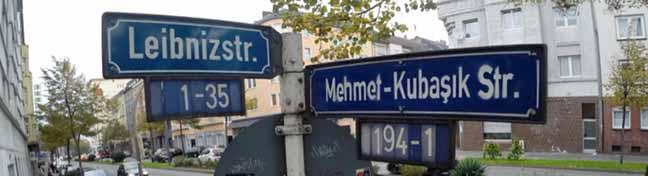 Trotz Kolonialismus- und Militarismus-Vorwurf: Die Nettelbeck- und die Speestraße werden nicht umbenannt