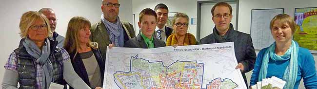 """IDEE Nordstadt: Beratungsnetzwerk für private Eigentümer geht 2015 mit """"Haus & Grund"""" in die nächste Runde"""