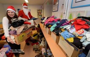 AWO-Weihnachtsfeier für Neuzuwanderer im IKUZ.