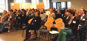 40 Teilnehmerinnen und Teilnehmer diskutierten das Thema in Dortmund.