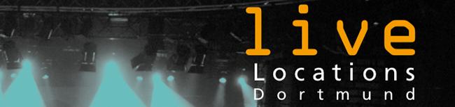 Live-Location-Folder gibt interessante Einblicke in die Dortmunder Live-Musik- und Veranstaltungsszene