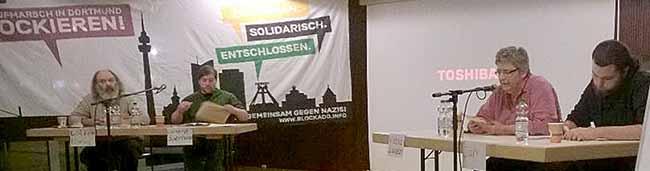 BlockaDO-Konferenz gegen Rechtsextremismus: Brückenschlag in die Mitte – Kreativoffensive geplant