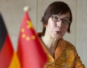 Karin Zhang, Deutsch-Chinesische Gesellschaft
