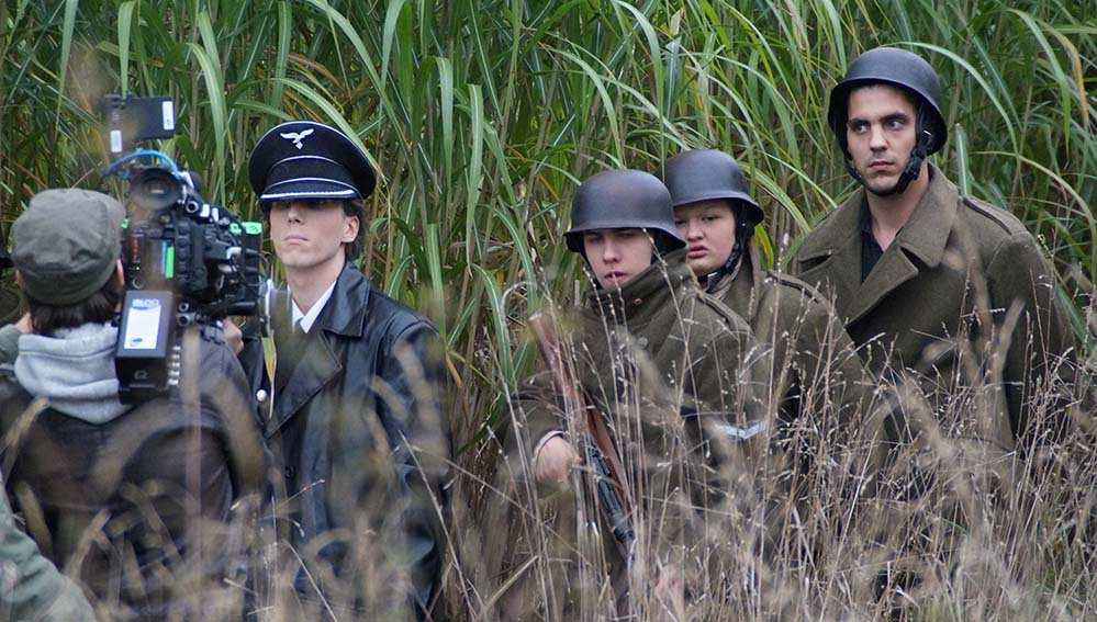 Szenenbild - Soldaten